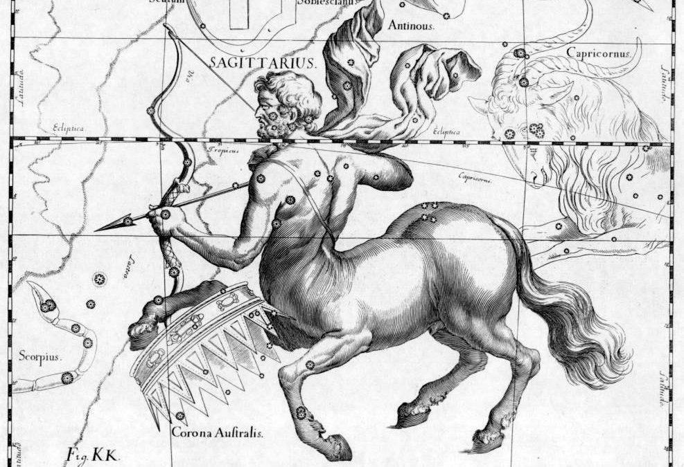 Saturn & Centaur